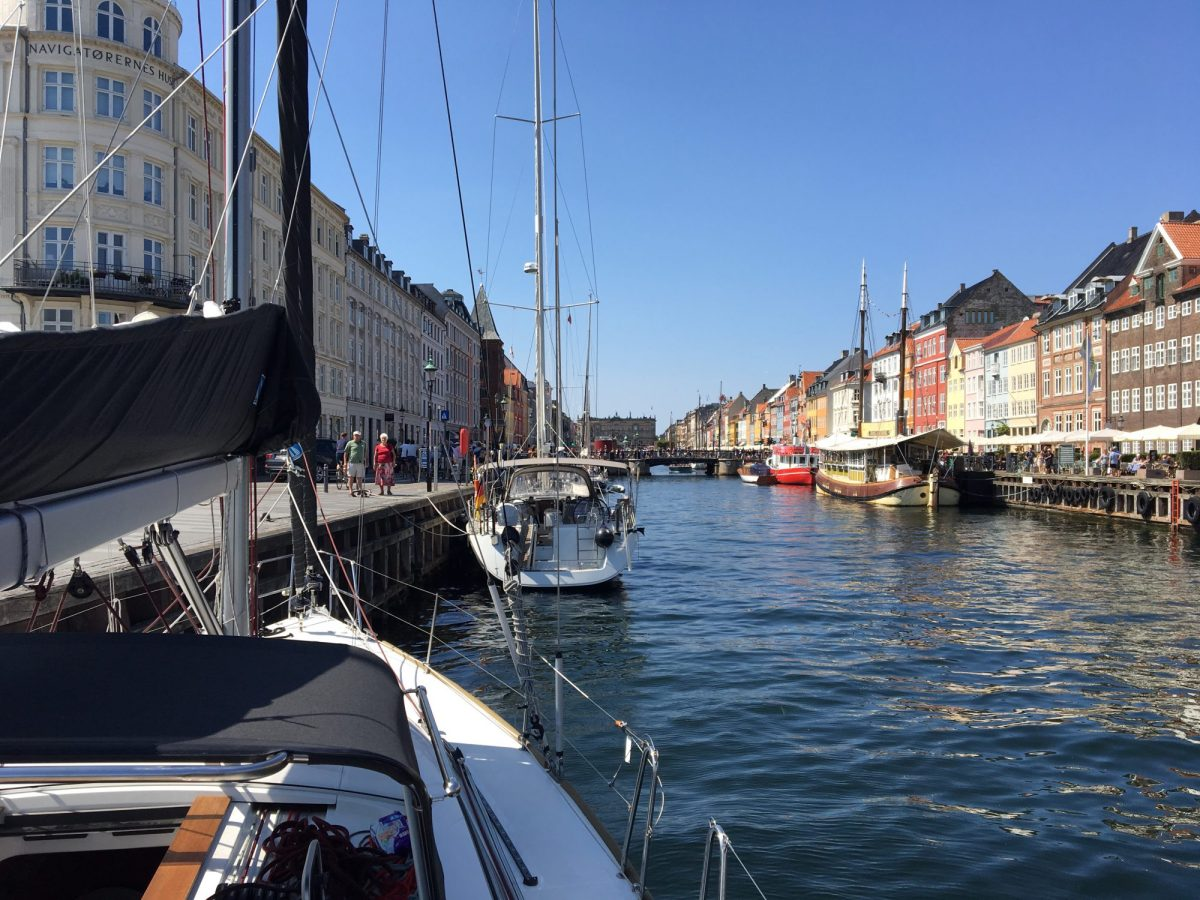 Sommertörn 2018 zum Ersten: Kühlungsborn –Kopenhagen