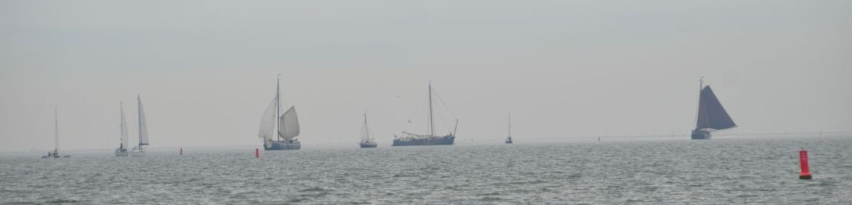 In de Waddenzee